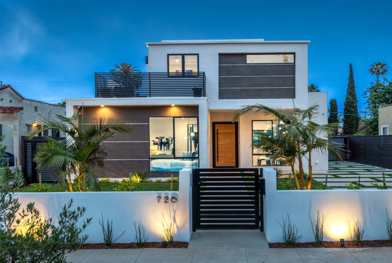 Residential Architect Modern Contemporary Home Makeover After