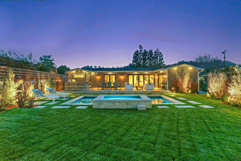 Residential Architect California Ranch Home Makeover After 1