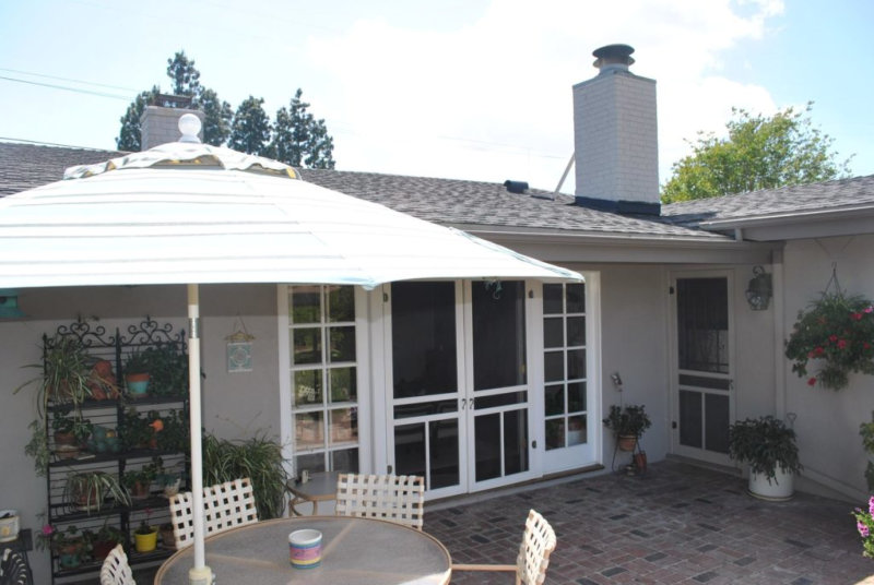Residential Architect California Ranch Home Makeover Before 2