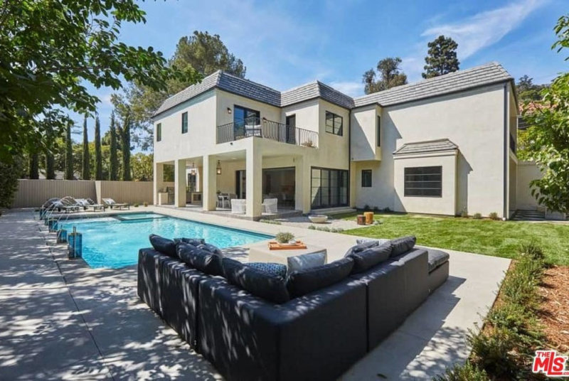 Residential Architect French Contemporary Home Makeover After
