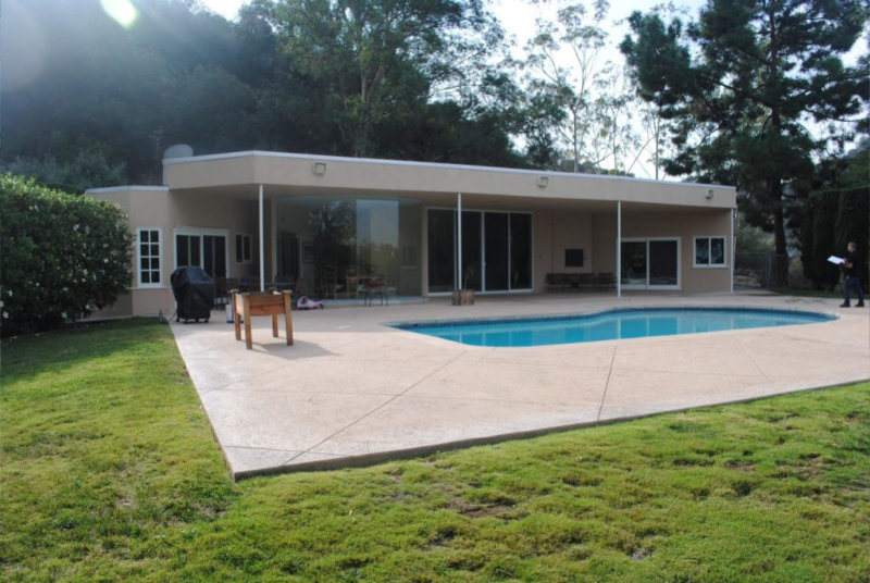 Residential Architect Mid-Century Modern Home Makeover Before 2