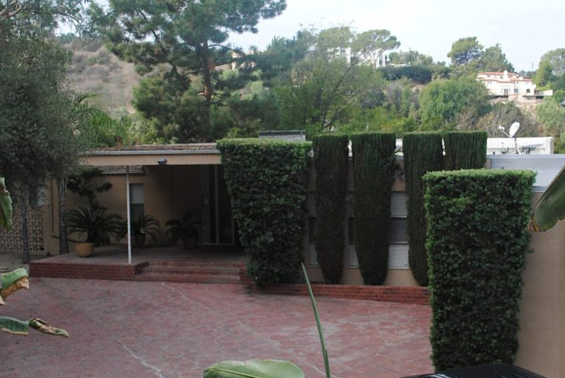 Residential Architect Mid-Century Modern Home Makeover Before 1