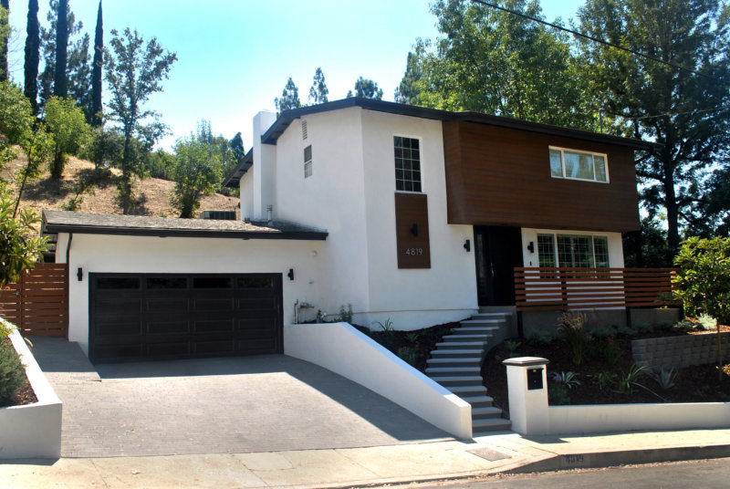 Residential Architect Contemporary California Home Makeover After