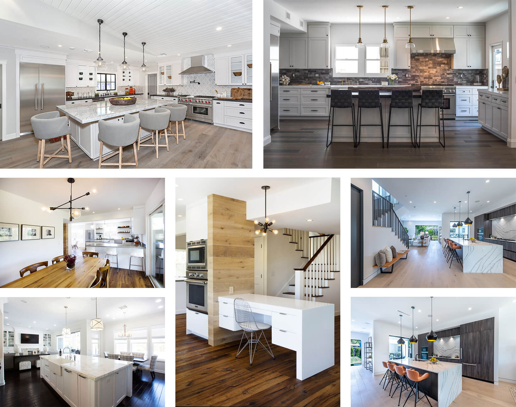 trends in home design kitchens